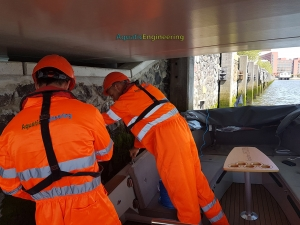 Engineers Inspection in Rotterdam
